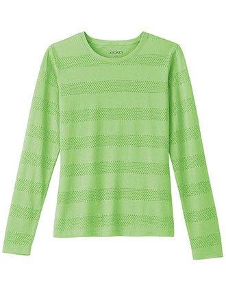 Jockey Women's Comfy Burnout T-Shirt