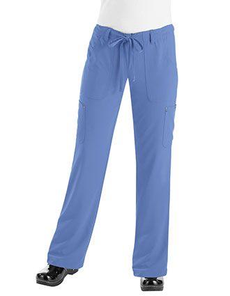 KOI Sapphire Women's Alicia Cargo Pant