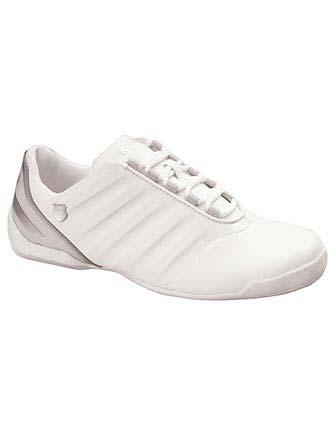 buy kswiss 92643155 athletic white nursing shoes for