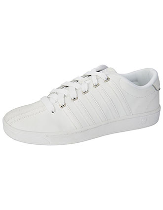 K-Swiss Men's Leather Athletic Scrub Shoes