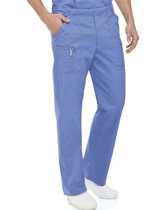Landau Men 8-Pocket Slim Fit  Scrub Pants-LA-2007