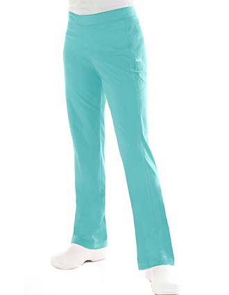 Landau Women's Modern Smart Stretch Cargo Scrub Pant-LA-2014