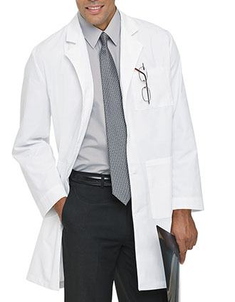Landau Uniform 39 Inches Three Pocket Unisex Medical Lab Coat-LA-3187