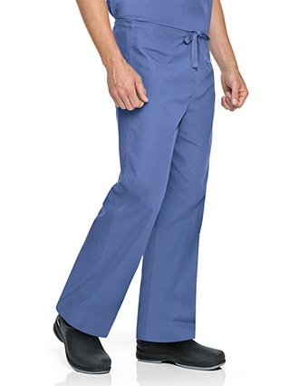 Landau Unisex Reversible Drawstring Medical Scrub Pants-LA-7602