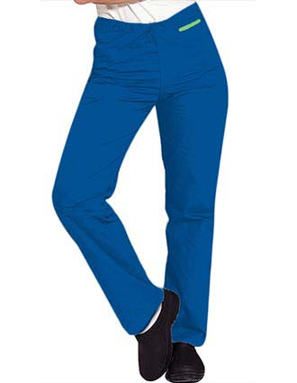Landau Signature Unisex Concealed Drawstring Medical Scrub Pants-LA-7902