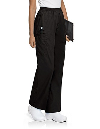 Landau ScrubZone Womens Three Pocket Cargo Medical Scrub Pants-LA-83221
