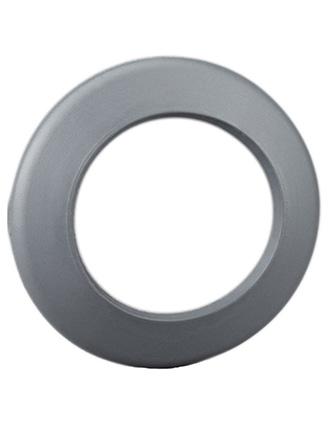 Littmann Stethoscope Parts Unisex Grey 10pk Bell Sleeve Cls II and Lightweight II-LI-L36545