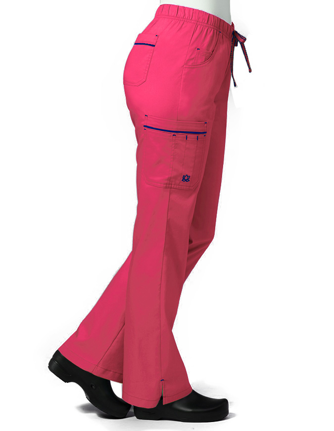 Maevn PrimaFlex Women's Double Cargo Pant-MA-7302
