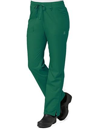 Maevn EON Women's Petite Full Elastic Cargo Pant
