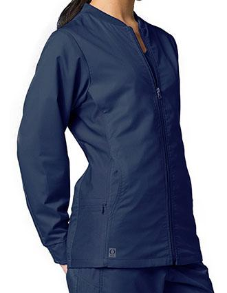 Maevn EON Women's Sporty Mesh Panel Jacket-MA-8708