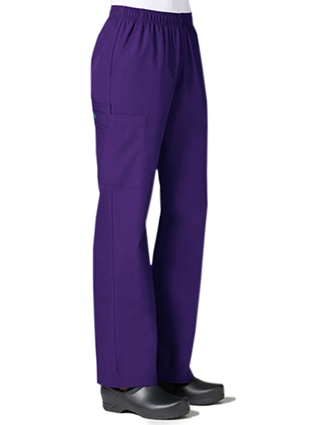 Maevn Core Women's Full Elastic Band Cargo Pant-MA-9016