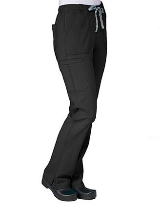 Maevn EcoFlex Women's Classic Cargo Pant-MA-9314
