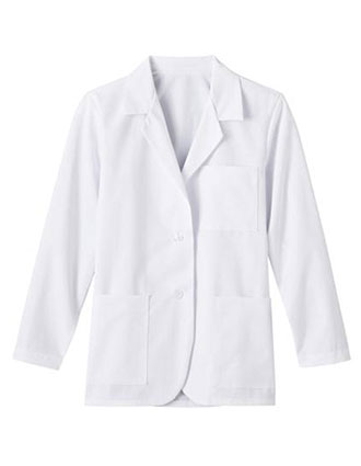 Meta Fundamentals Ladies 28 Inch Consultation Tall Labcoat