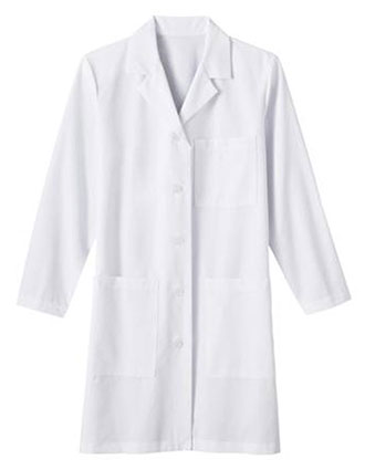 Meta Fundamentals Women's 37 Inch Tall Labcoat