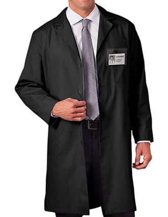 Meta Unisex 40 Inches Colored Medical Lab Coat-ME-6116