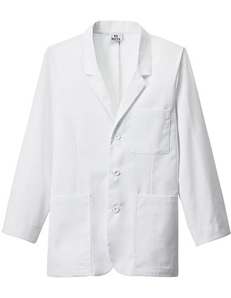 Meta Men's 7-Pockets iPad Consultation Tall Lab Coat