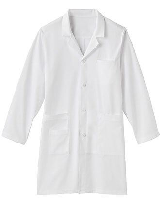 Meta Men's Stretch iPad Pocket Labcoat