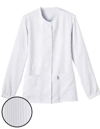 META Unisex X-Static Three Pocket Antimicrobial Warm-Up Jacket