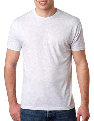 6010 Next Level Men's Tri-Blend Crew-NE-6010