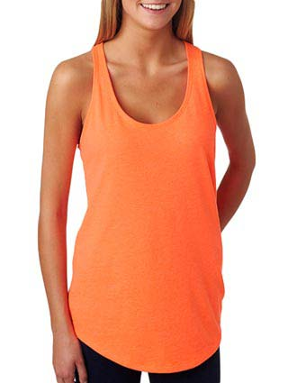 Next Level The Racerback Terry Tank-NE-6933