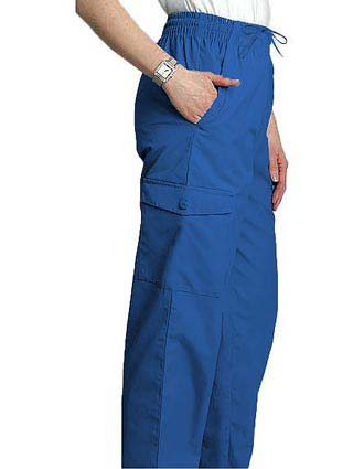 Adar Pro Seven Pocket Straight Leg Unisex Scrub Pants-PN-2003