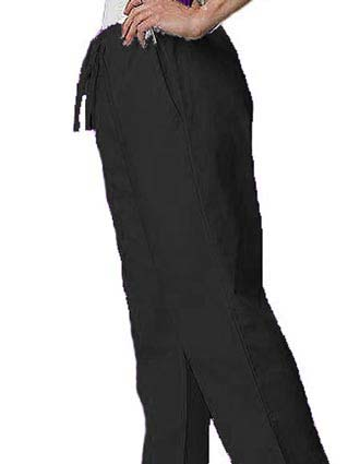 Adar Pro Two Pocket Womens Flare Leg Scrub Pants-PN-2004