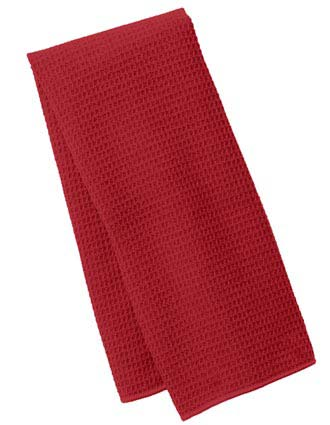 Port Authority Unisex Waffle Microfiber Fitness Towel-PO-TW59