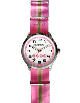 Prestige Nylon-Band Fashion Watch