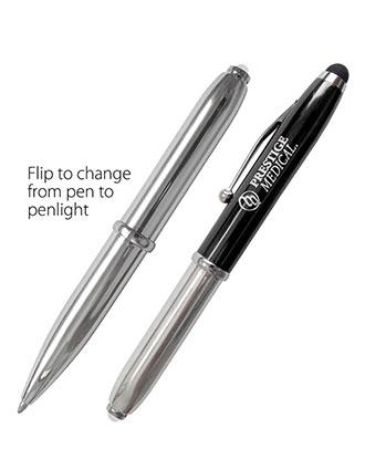 Prestige 3-in-1 Utility Pen and Penlight