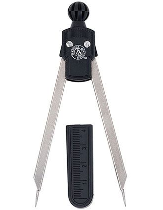 Prestige German EKG Caliper Measuring Tool