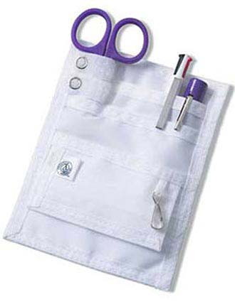 Prestige Color Coordinated Organizer Set With White Velcro Tabs-PR-742