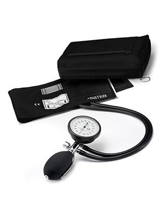 Prestige Single-Hand Dual Tube Aneroid Sphygmomanometer