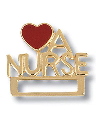 Prestige Love a Nurse Badge and Professional Tac
