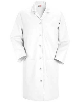 Red Kap Womens 38.25 inch Lab Coat