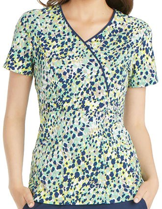 Runway Let's Fly Away Women's Stone Age Printed Top