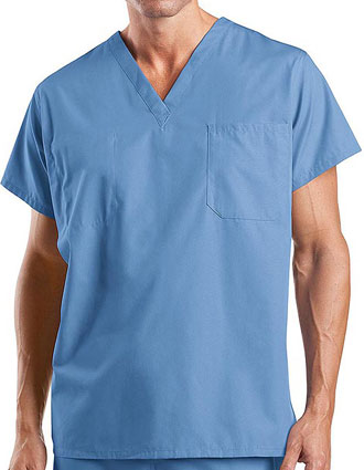 Sanmar CornerStone Unisex Reversible V-Neck Nurse Scrub Top