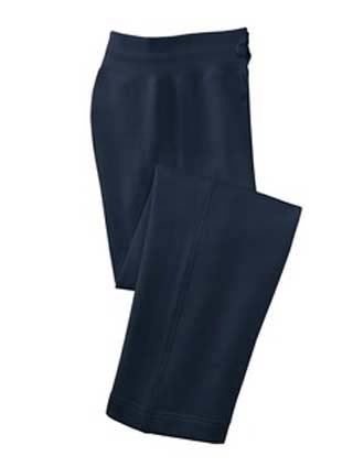 Sanmar Sport-Tek Womens Basic Fleece Straight Leg Pants-SA-L257