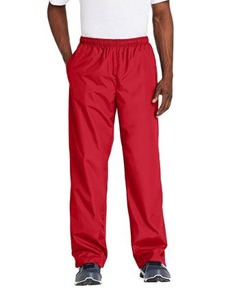 Sanmar Sport-Tek Mens Three Pocket Straight Leg Wind Pants-SA-PST74