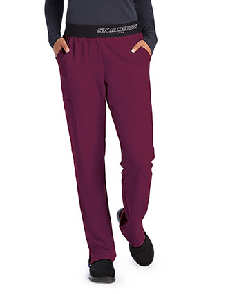 Skechers Women's Vitality Logo Elastic Waist Pant