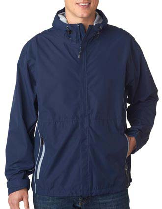 Storm Creek Men's Seam-Sealed Waterproof/Breathable Shell