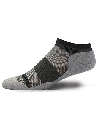 Swiftwick Unisex 1 Pair Pack Antimicrobial No Show Sock-SW-MAXUSZERO