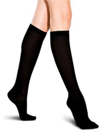 Therafirm Women's 10-15 mmHg Comfort Band Trouser Sock