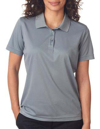 8210L UltraClub Ladies' Cool & Dry Mesh Piqué Polo-UL-8210L