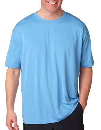 8400 UltraClub Men's Cool & Dry Mesh Sport Tee-UL-8400