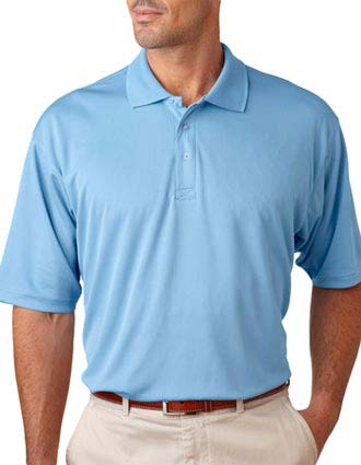 8405 UltraClub® Men's Cool & Dry Mesh Sport Polo-UL-8405