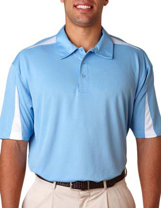 UltraClub Adult Cool & Dry Sport Polo-UL-8408
