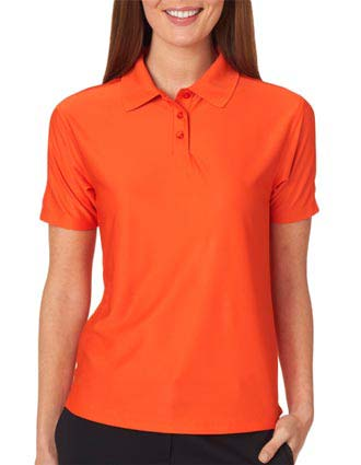 8414 UltraClub Ladies' Cool & Dry Elite Performance Polo-UL-8414