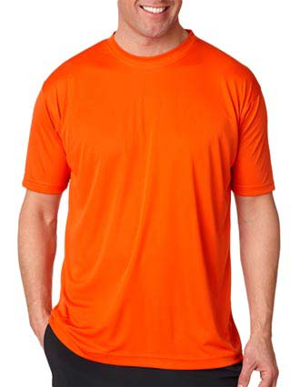 8420 UltraClub Men's Cool & Dry Sport Performance Interlock Tee-UL-8420