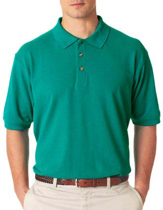 8535 UltraClub® Men's Classic Piqué Polo-UL-8535