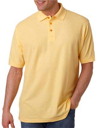 8540 UltraClub® Men's Whisper Piqué Polo-UL-8540